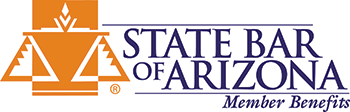 State Bar of Arizona Member Benefits Logo